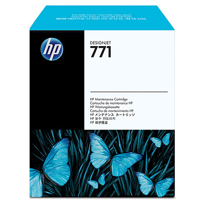 HP 771 クリーニングカートリッジ Z6200用 CH644A