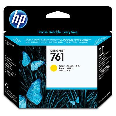 HP 761 プリントヘッド Y CH645A