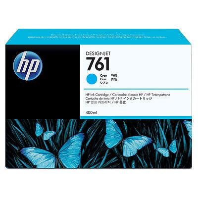 HP 761 インク 400ml シアン CM994A