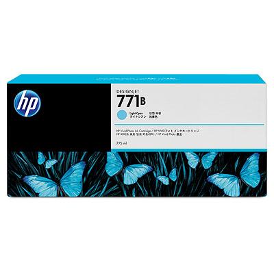 HP771B インクカートリッジ ライトシアン B6Y04A