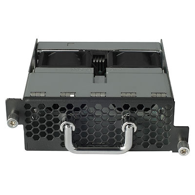 HPE X711 Front (port side) to Back (power side) Airflow High Volume Fan Tray JG552A