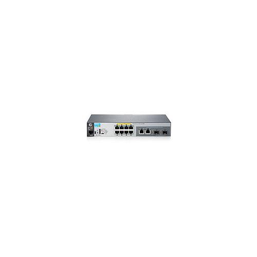 HPE Aruba 2530 8 PoE+ Switch J9780A#ACF
