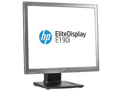 [EliteDisplay E190i]18.9インチ スクエア 液晶ディスプレイ(1280x1024/D-Sub15Pin/DisplayPort/DVI/LED/アンチグレア/IPSパネル) E4U30AA#ABJ