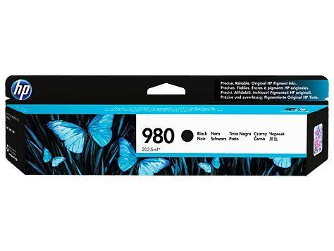 HP 980 インクカートリッジ 黒 D8J10A