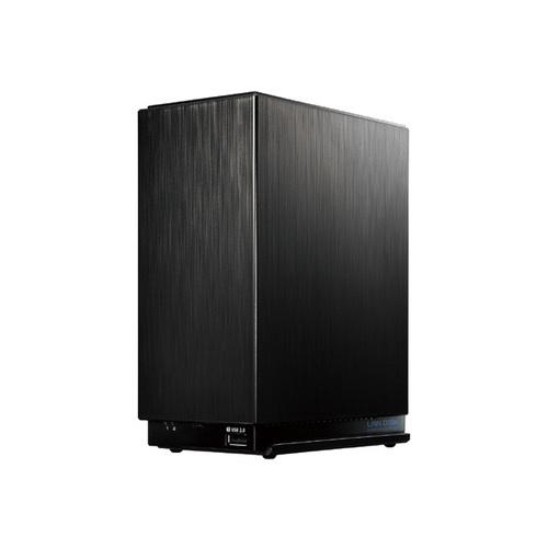 デュアルコアCPU搭載 2ドライブ高速ビジネスNAS 2TB HDL2-AA2W