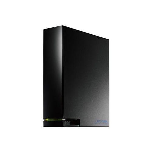 デュアルコアCPU搭載 1ドライブ高速ビジネスNAS 4TB HDL-AA4W