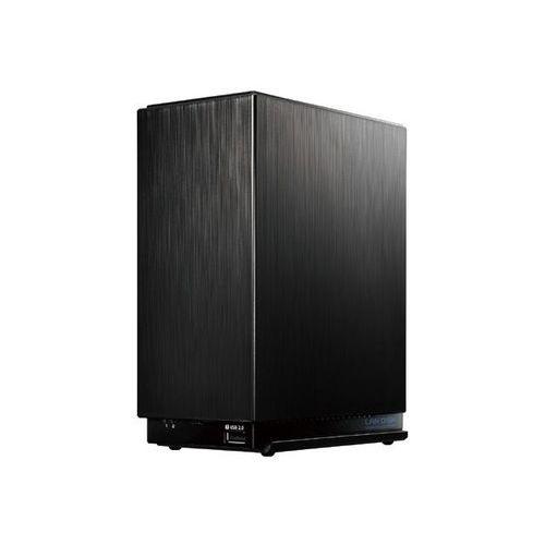 デュアルコアCPU搭載 2ドライブ高速ビジネスNAS 8TB HDL2-AA8W