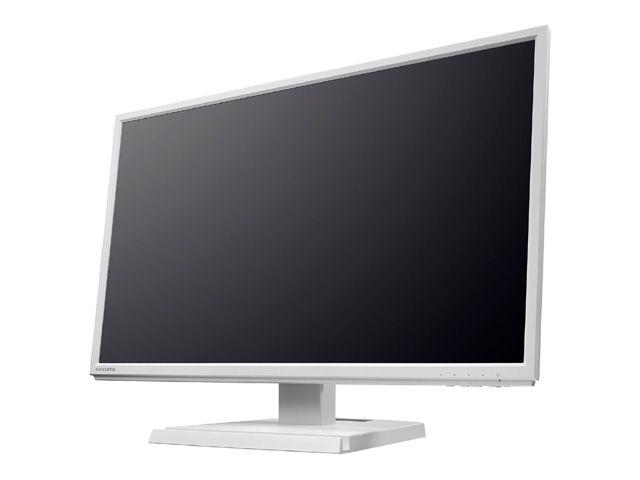 「5年保証」23.8インチ ワイド 液晶ディスプレイ(1920x1080/HDMI/DisplayPort/アナログRGB/スピーカー/ノングレア/ADSパネル/ホワイト) LCD-DF241EDW