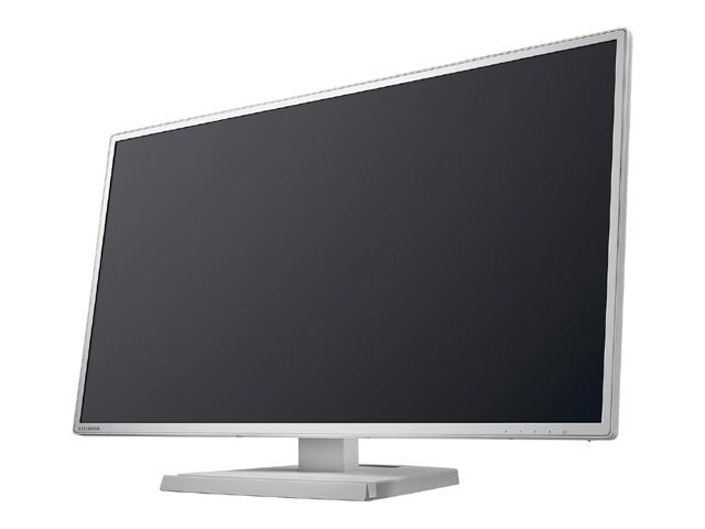 「5年保証」広視野角ADSパネル採用 27型ワイド液晶ディスプレイ ホワイト LCD-AH271EDW