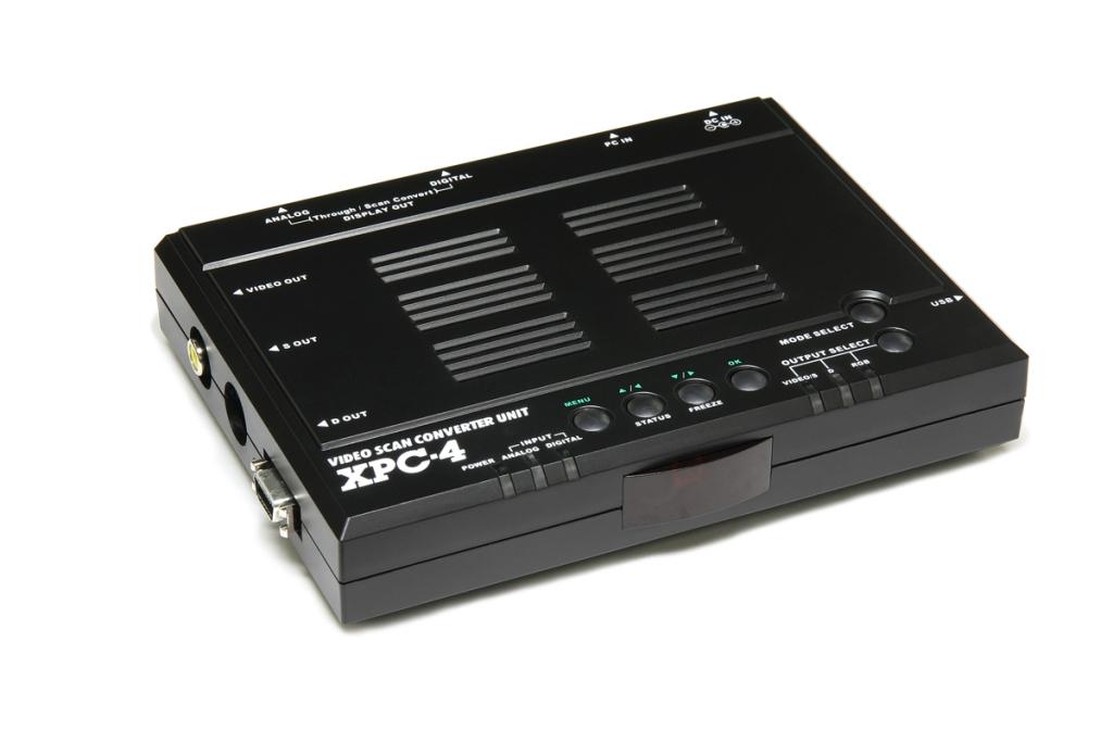 ビデオスキャンコンバーター XPC-4 N