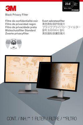 3Mセキュリティ/プライバシーフィルター スタンダードタイプ 23.6型ワイド PF23.6W S-SP