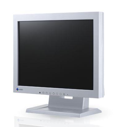[FlexScan]15インチ スクエア 液晶ディスプレイ(1024x768/D-Sub15Pin/DVI/スピーカー/LED/アンチグレア/TNパネル/セレーングレイ) S1503-ATGY