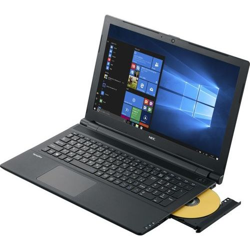PC-VJT23FBGHB31ZEZZY VersaPro J VJT23/FB-1 タイプVF/Win10Pro 64bit/Core i5(2.30GHz)/256SSD/8GB/DVDスーパーマルチドライブ/15.6型ワイドTFTカラー液晶HD(W