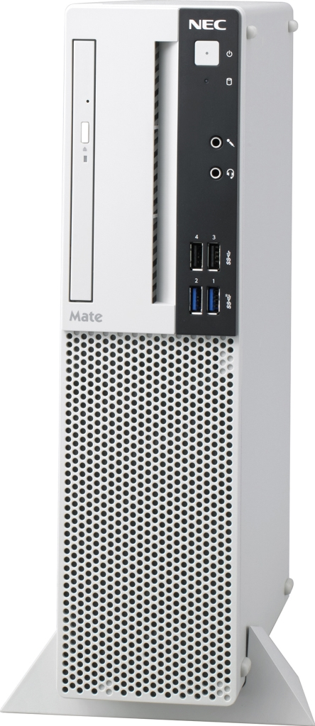 Mate J MJM28/L-3 タイプML/Win10Pro 64bit/Core i5(2.80GHz)/HDD500GB/8GB/DVDスーパーマルチドライブ PC-MJM28LZGCDS3