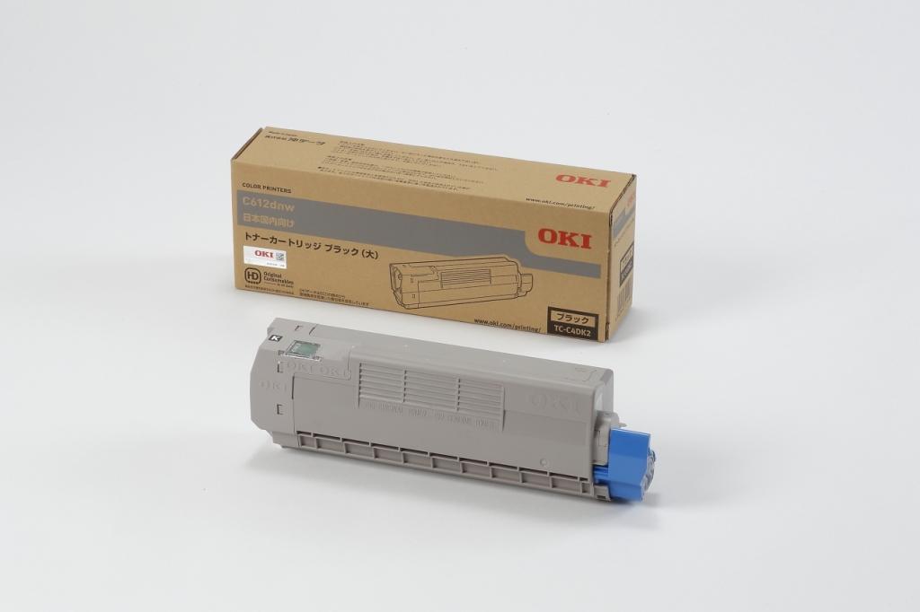TC-C4DK2 ブラック(C612dnw)トナーカートリッジ(大) ブラック(C612dnw) TC-C4DK2, POWER STATION:0e7c0daf --- data.gd.no