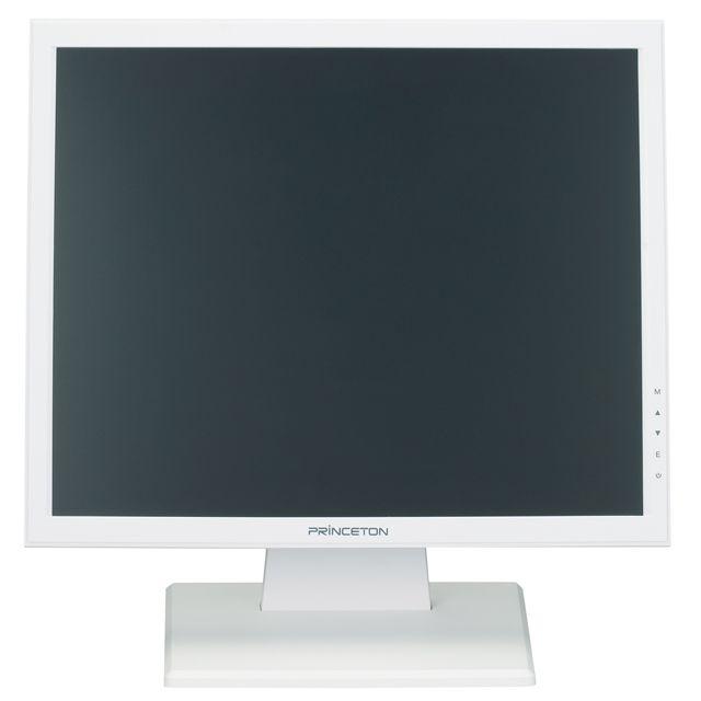 17インチ スクエア 液晶ディスプレイ(1280x1024/D-Sub15Pin/DVI/スピーカー/LED/ノングレア/ホワイト) PTFWAF-17