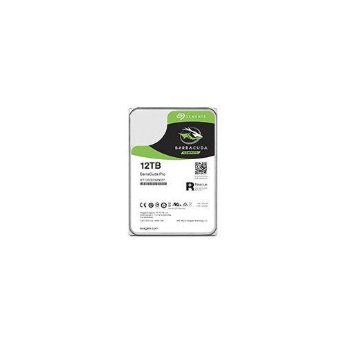 BarraCuda Pro 3.5 HDD (Helium) シリーズ 3.5inch SATA 6Gb/s 12TB 7200rpm 256MB ST12000DM0007