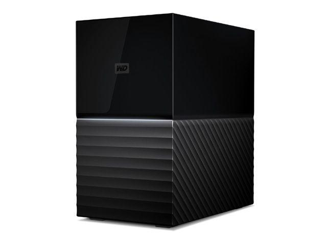大容量デスクトップRAIDストレージ 8TB WDBFBE0080JBK-JESN