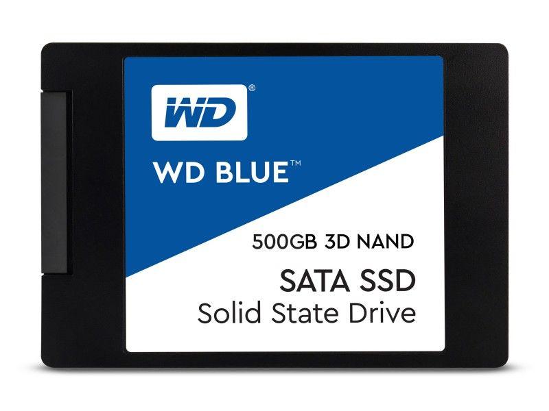 WD Blue SSD SATA6Gb/s 500GB 2.5inch 3DNAND WDS500G2B0A