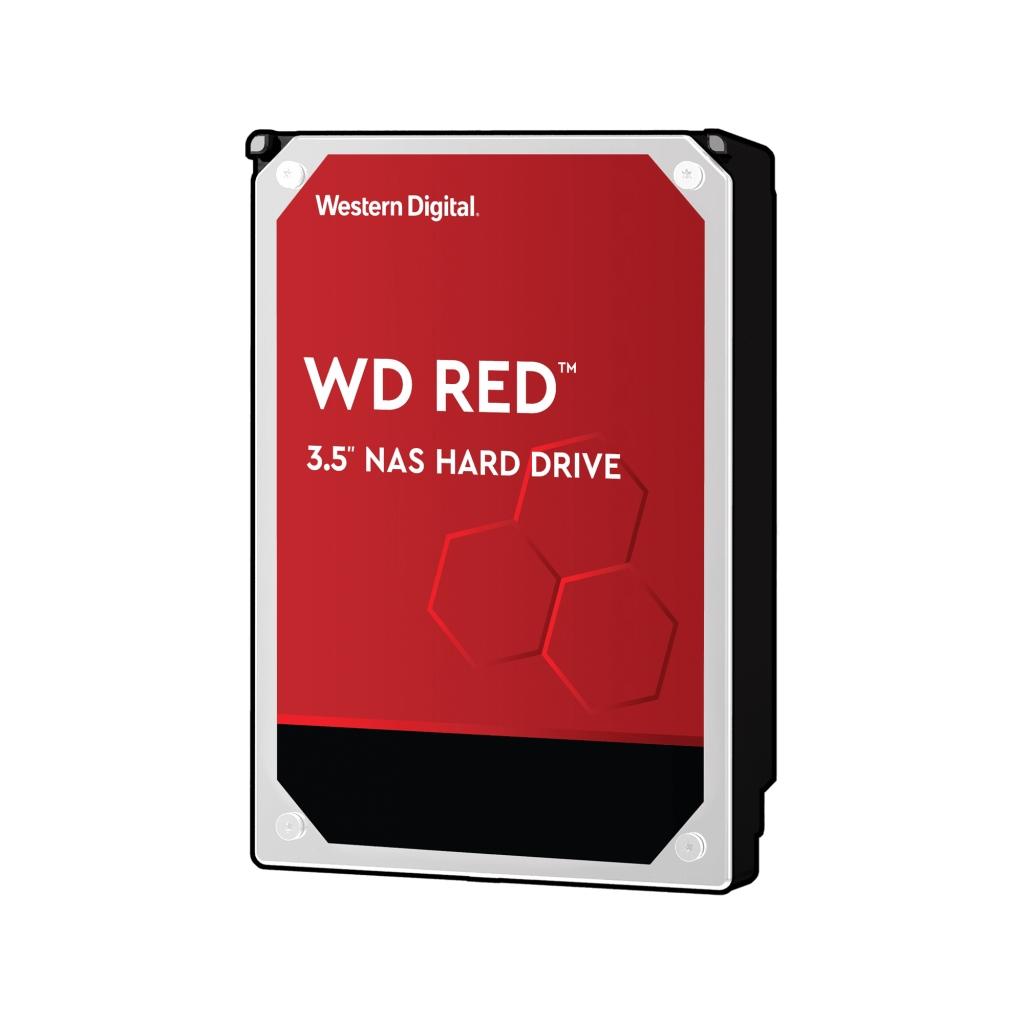 WD Red 3.5インチ内蔵HDD 6TB SATA6Gb/s 5400rpm 256MB WD60EFAX