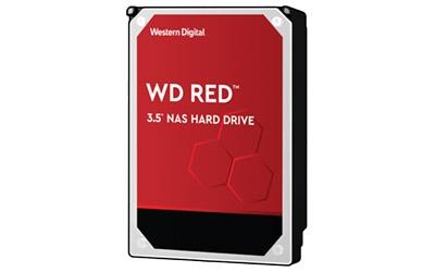 WD Red 3.5インチ内蔵HDD 2TB SATA6Gb/s 5400rpm 256MB WD20EFAX
