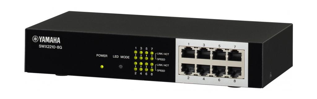 スマートL2スイッチ SWX2210-8G SWX2210-8G