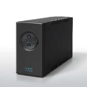 正弦波出力コンパクトタイプUPSmini500SW バッテリ期待寿命7年モデル YEUP-051MASW
