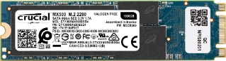 Crucial MX500 1TB M.2 SSD CT1000MX500SSD4JP