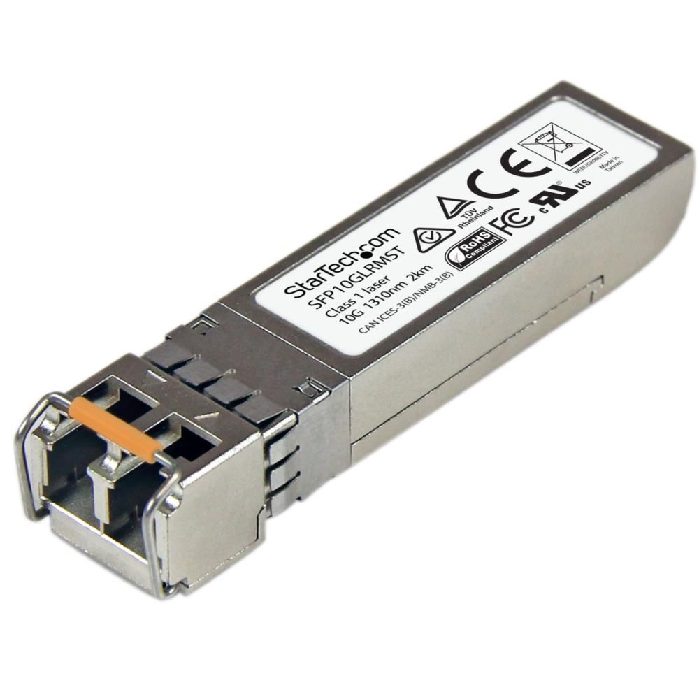 SFP+モジュール Cisco製SFP-10G-LRM互換 10GBASE-LRM準拠光トランシーバ SFP10GLRMST