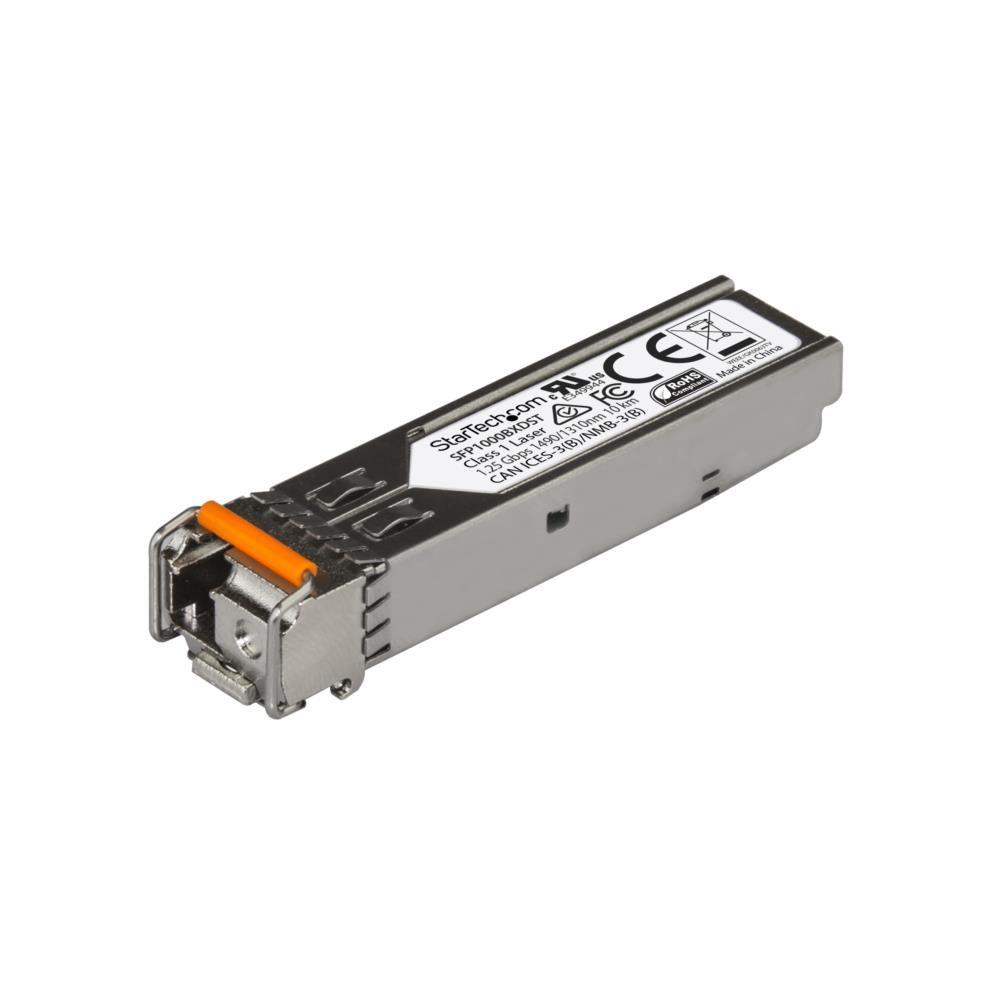 SFPモジュール 1000BASE-BXダウンストリーム 1Gbps 10km MSA準拠光トランシーバ SFP1000BXDST