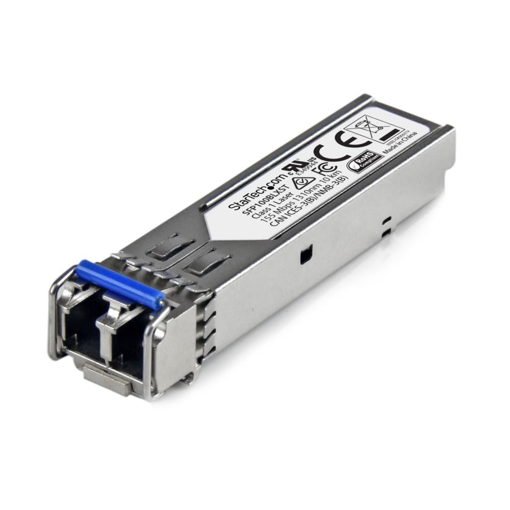SFPモジュール 100BASE-LX準拠 100Mbps 10km MSA準拠光トランシーバ SFP100BLXST