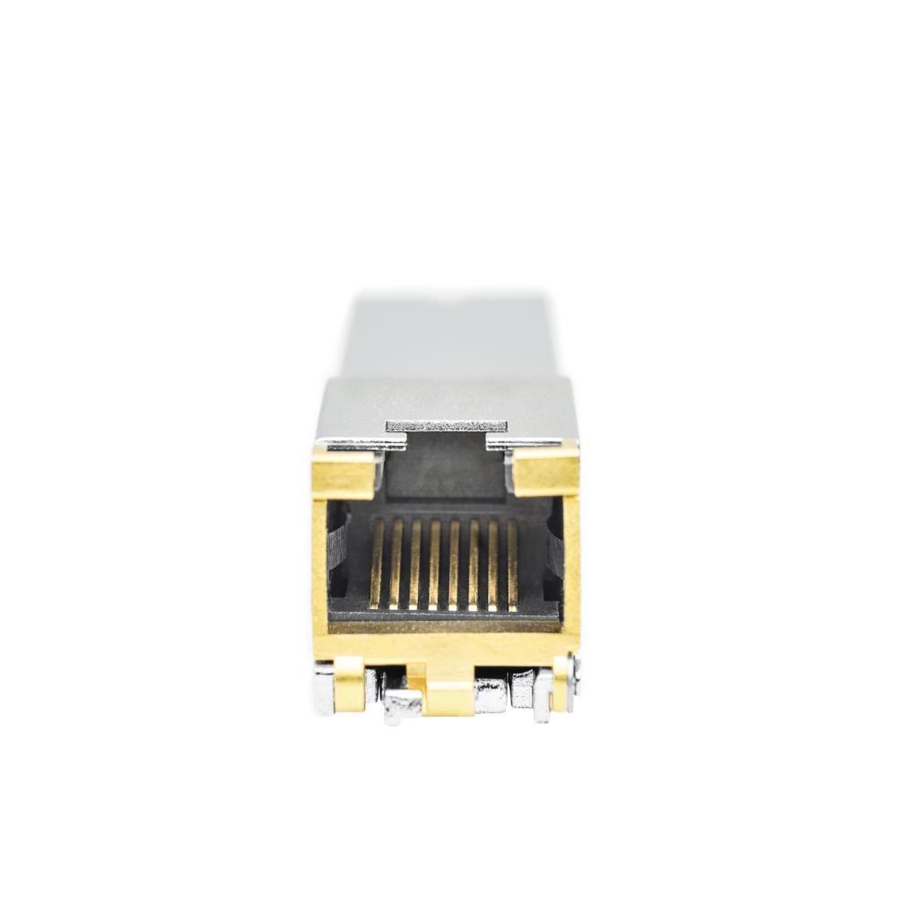 SFP+モジュール 10GBASE-T準拠 10Gbps 30m MSA準拠 銅製トランシーバ SFP10GBTST