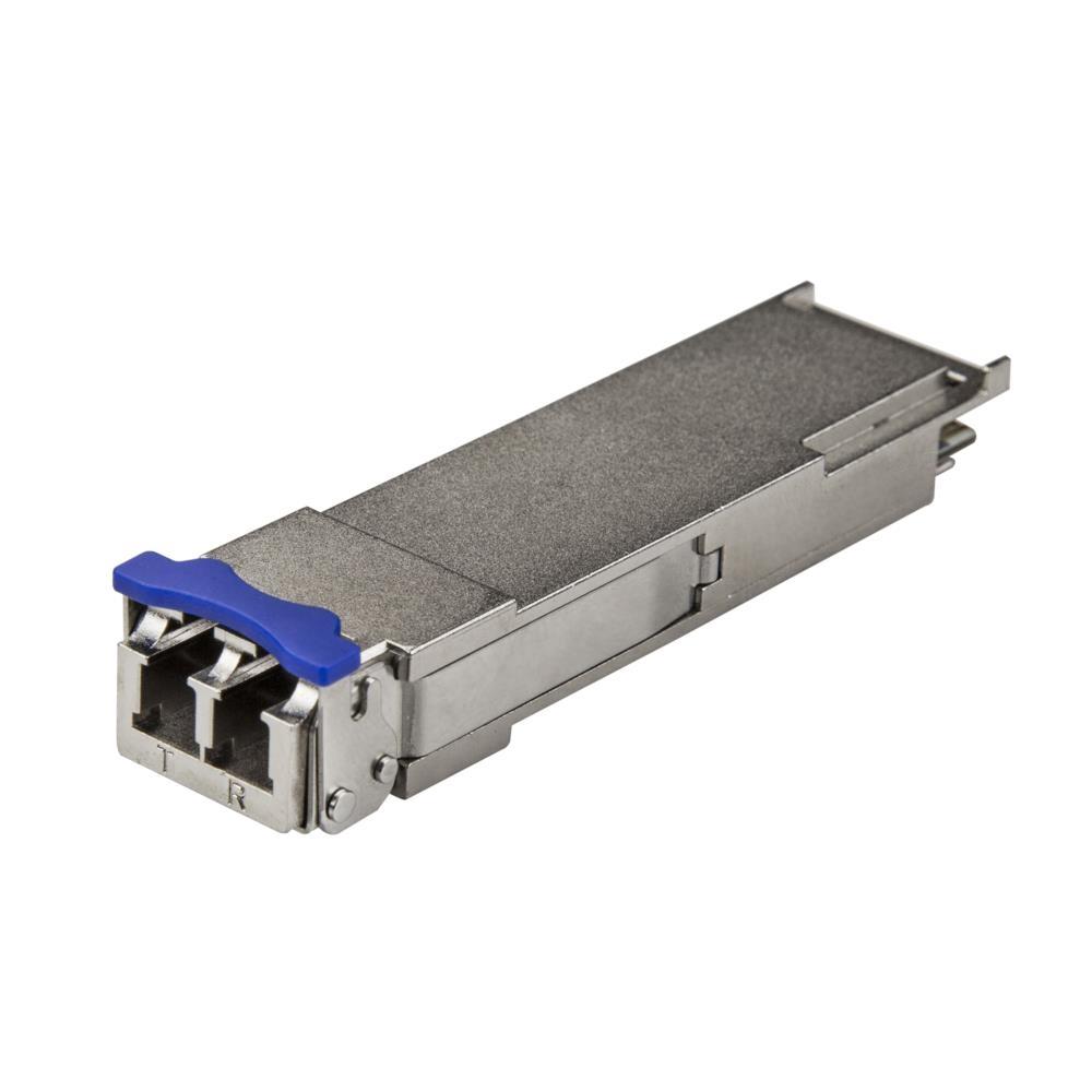 QSFPモジュール Cisco製QSFP-40GE-LR4互換 40GBase-LR4準拠光トランシーバ QSFP-40GE-LR4-ST