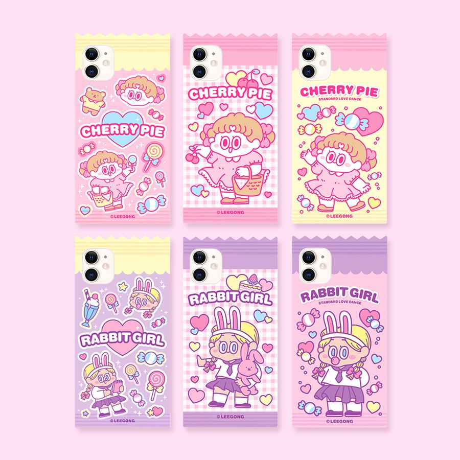 価格 韓国人気ブランドSTANDARD LOVE 人気の製品 DANCの可愛いスマホケース STANDARD DANCE スマホケース 韓国 iPhone iphoneケース アイフォンケース iPhone7ケース iPhone8ケース かわいい 可愛い スマホカバー インスタ映え