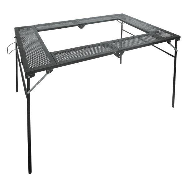 【送料込】 BBQテーブル T4683 尾上 アウトドア 庭 屋外 バーベキュー