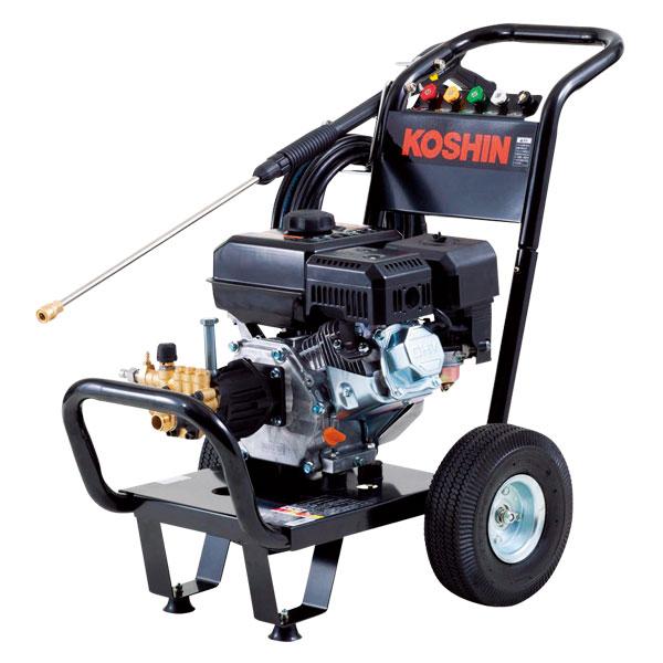 【送料込み】 エンジン高圧洗浄機 JCE-1408UDX 工進