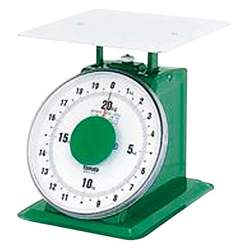【キャッシュレス5%還元】 大和 上皿自動秤 20kg SDX-20