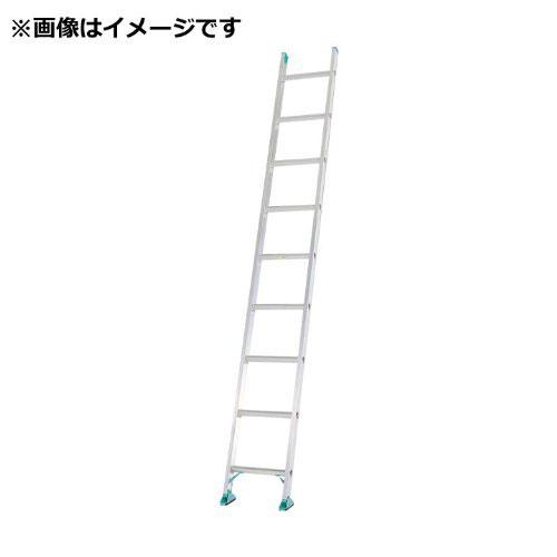【メーカー直送】 アルミ一連ハシゴ2.3m AX23SE アルインコ