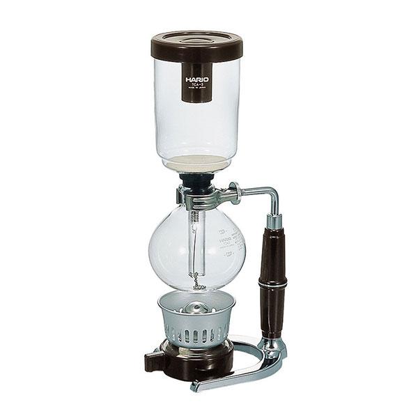 【送料込】 コーヒーサイフォン テクニカ 3杯用 TCA-3 TCA-3 HARIO (ハリオ)