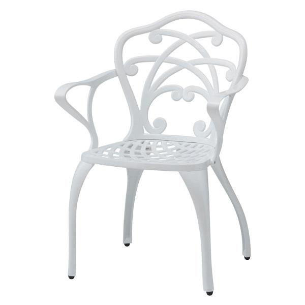 【メーカー直送】 リーズ シングルチェアー タカショー ガーデンチェア チェア ガーデンファニチャー 庭 椅子 エクステリア 屋外