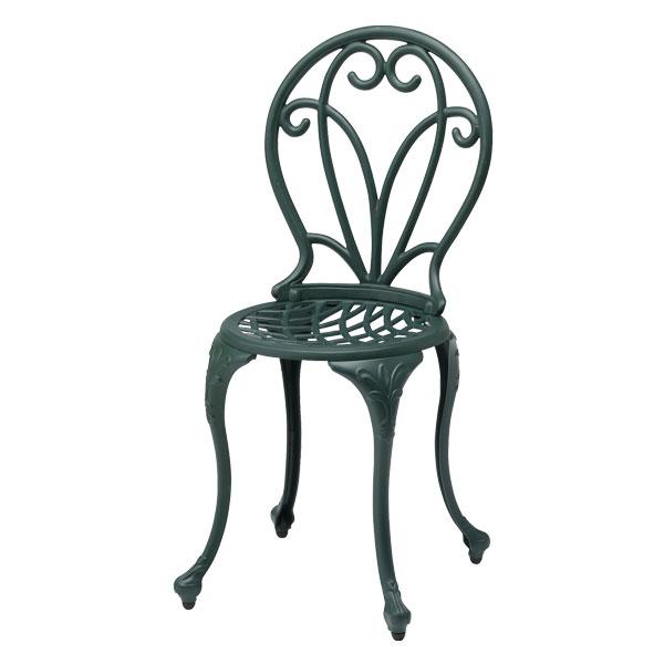 【メーカー直送】 フロール ガーデンチェアー タカショー ガーデンファニチャー 庭 椅子 エクステリア 屋外