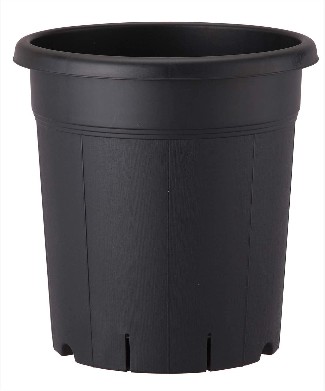 【送料込】アップルウェアー 果樹鉢 310型 ブラック φ31×高さ32cm 土容量約14L