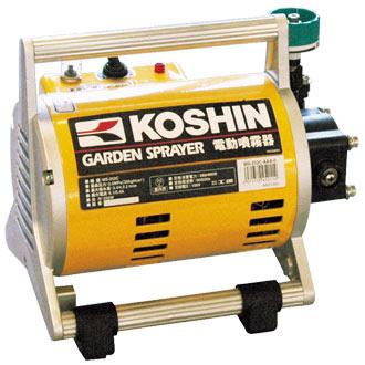 【送料無料】 電動噴霧器250w MS-252C AC100v、モーター動噴