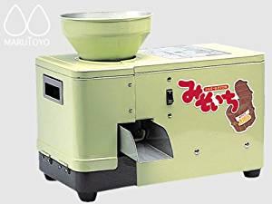 【送料込】水田工業 電動みそすり器 みそいち 味噌作り 味噌擂り器