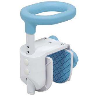 【送料込】 コンパクト浴槽手すりYT01 16X21.5~27.5X24~26CM
