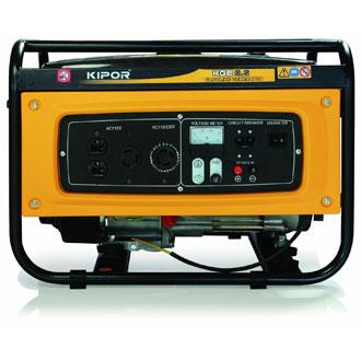 【送料込み】 KIPOR ガソリンエンジン発電機 KGE2.2(60Hzモデル) 西日本地域専用