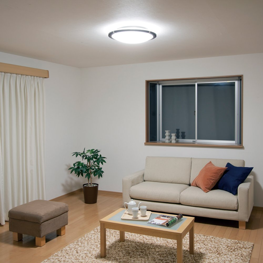 IRIS Ohyama LED ceiling light effect light CL12D-WF1-M
