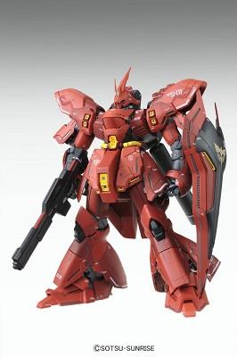 MG 1/100 MSN-04 サザビーVer.ka(機動戦士ガンダム逆襲のシャア)