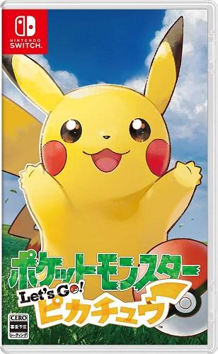 【Switch】ポケットモンスター Let's Go! ピカチュウ