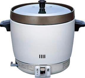 【RR-20SF2(A) 13A】リンナイ ガス炊飯器 2升炊き(内窯フッ素仕様)13A(都市ガス)